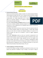 PARTE I. Conocimientos Básicos y Fundamentales Del Derecho Laboral