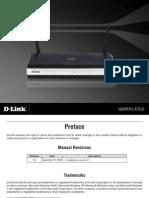 D-Link DIR-615 Manual (Version 5.0, HW v. E1, FW v. 5.00NA)