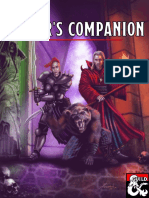 Player's Companion