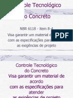 09 - Controle Tecnológico Do Concreto x