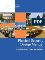 Physical Security Design Manual