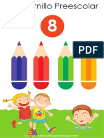 Cuadernillo preescolar 8