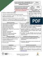ADF Prácticas 0002 Nudos Basicos en El Rescate Vertical, Montaje de Cabeceras