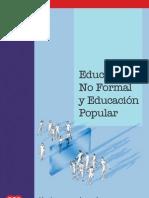 Educación no formal y educación popular