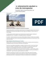 Medidtação Na Menopausa