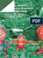 El trabajo infantil en la minería artesanal de esmeraldas