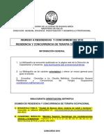 Bibliografia Terapia Ocupacional Definitiva 2016