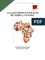 Recursos Naturales de África y Uganda