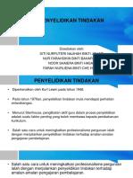 PENYELIDIKAN TINDAKAN & PENYELIDIKAN PENILAIAN.pptx