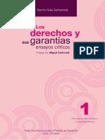 """ÁVILA Ramiro 2011 """"Los Derechos y Sus Garantías. Ensayos Críticos"""""""