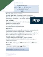 Cours Online Du Niveau a1 Au b2