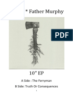 JARBOE * Father Murphy 10 Inch EP