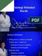 Faal Sirkulasi Darah_dr. Dexa Rivandi
