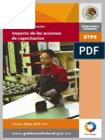 Impacto de las acciones de capacitación 2009.pdf