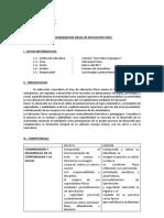 Prog. Anuales Educ. Fisica de 1º a 5º Individual