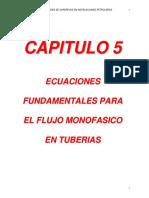 Cap5 Flujo Monofasico Tuberias