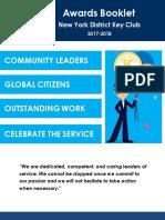 2017-2018 awards booklet