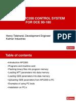 DANA APC200 Control System