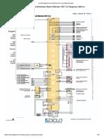 Citroen C3 1.4 8V TU3JP Flex Arrefecimento Bosch Motronic ME7.4.4 Diagrama Elétrico