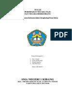 Pembangunan Indonesia Dalam Menghadapi Pasar Bebas