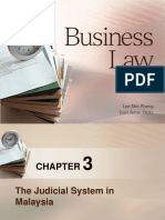 Chapter 3 - Malaysian Legal System