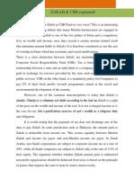 Zakat Csr White Paper