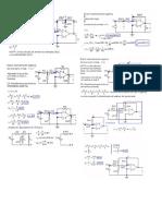 Formulario Analisis de Circuitos Electronicos
