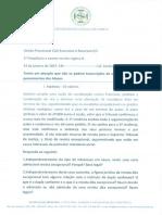 Direito Processual Civil Executivo e Recursos - PL- Freq.