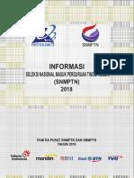 Informasi Awal SNMPTN 2018