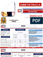 COMPLICACIONES+EMBARAZO+RCIU