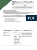 Programa Detallado Marco Legal de Las Organizaciones