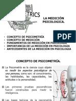 Introducción a la Psicometria
