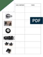 Latihan Komponen Kit Model