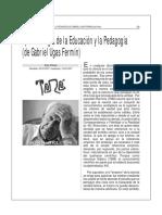 Epistemologia de La Educacion y Pedagogia.3