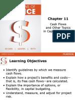 Ch11 Cashflow Capital Budgeting