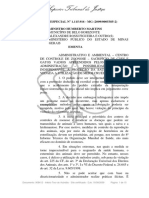 STJ, REsp 1.115.916, 2013 - Gás Asfixiante Como Última Medida Para Extermínio de Animais