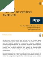 9 Sistemas de Gestion Ambiental
