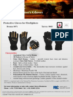 Holik Firefighters Glove
