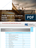 PSC TaskSpecificGloves 2018