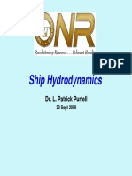 Ships Hydrodynamics