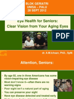 Seniors Vision