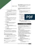 Consti 2 (Class Notes - Midterms) de Leon