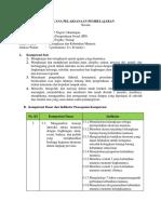 1) RPP IPS Kelas 7 Kelangkaan Dan Kebutuhan Manusia