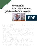 Siegfried Nehls . Mietkosten
