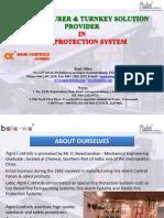 Coal Conveyor Protection-ih153es Ir Ember Detector