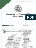 09F 1449 OperationIraqiFreedom OIF HistoryBrief