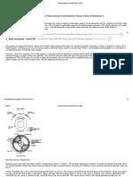 Reversing Gears of a Marine Diesel Engine