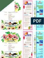 Phamplet Solat Hajat 2017 STPM Dan SPM