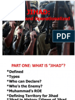 13 F 0117 DOC 08 Course Materials Perspectives on Islam and Islamic Radicalism