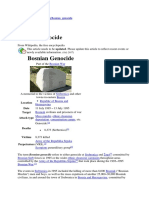Bosnian Genocide (2)